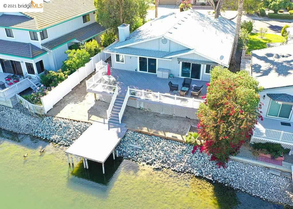 Photo of 1245 Beach Court, DISCOVERY BAY, CA 94505 (MLS # 40947834)