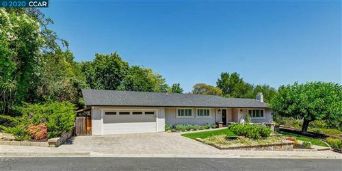 Photo of 95 Hardie Drive, MORAGA, CA 94556-1133 (MLS # 40915836)