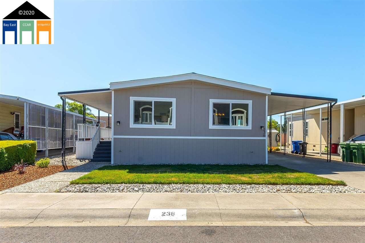 Photo for 4141 Deep Creek Rd #236, FREMONT, CA 94555-2005 (MLS # 40905843)