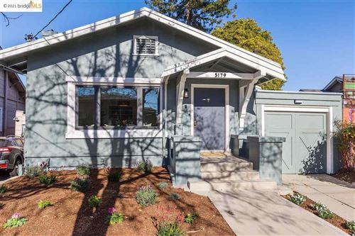 Photo of 5179 Coronado Ave, OAKLAND, CA 94618 (MLS # 40934844)