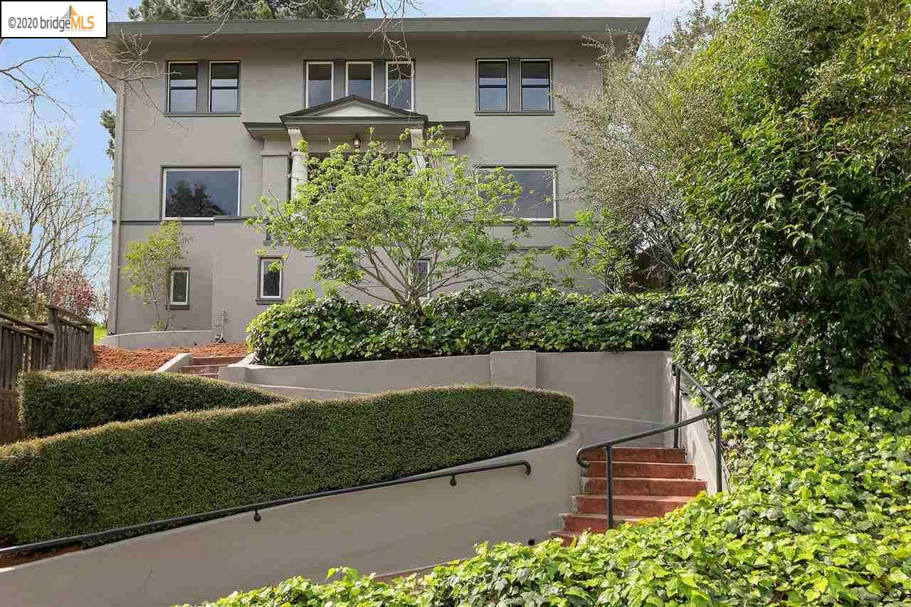 Photo for 1637 Grand Ave, PIEDMONT, CA 94611 (MLS # 40905845)