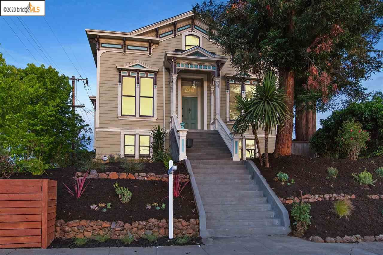 Photo for 2048 12Th Ave, OAKLAND, CA 94606 (MLS # 40905846)