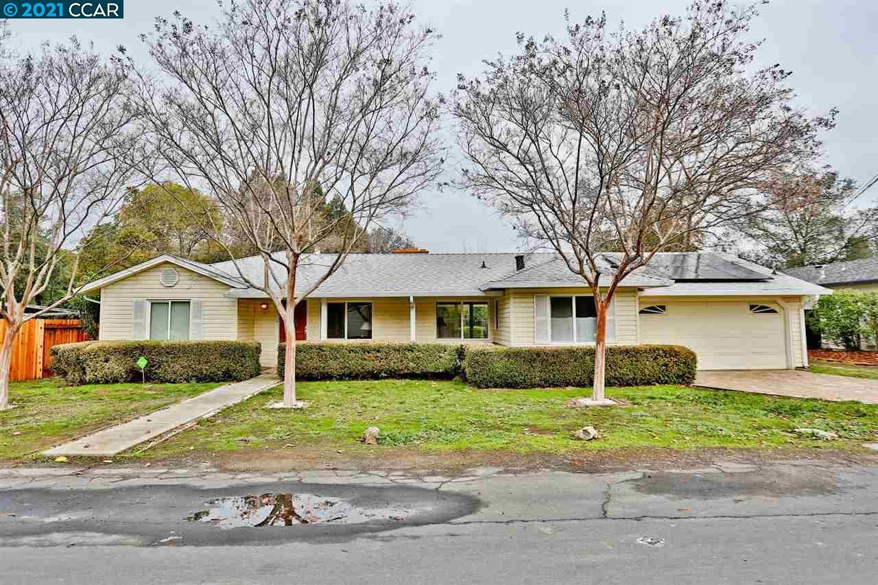 Photo for 3327 Cowell Rd, CONCORD, CA 94518 (MLS # 40934849)