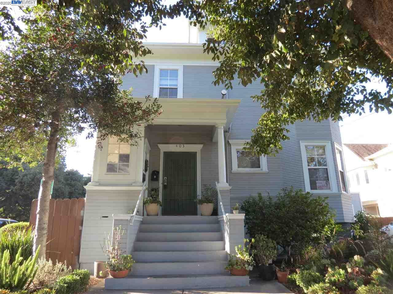 Photo for 403 37Th St, OAKLAND, CA 94609 (MLS # 40925852)