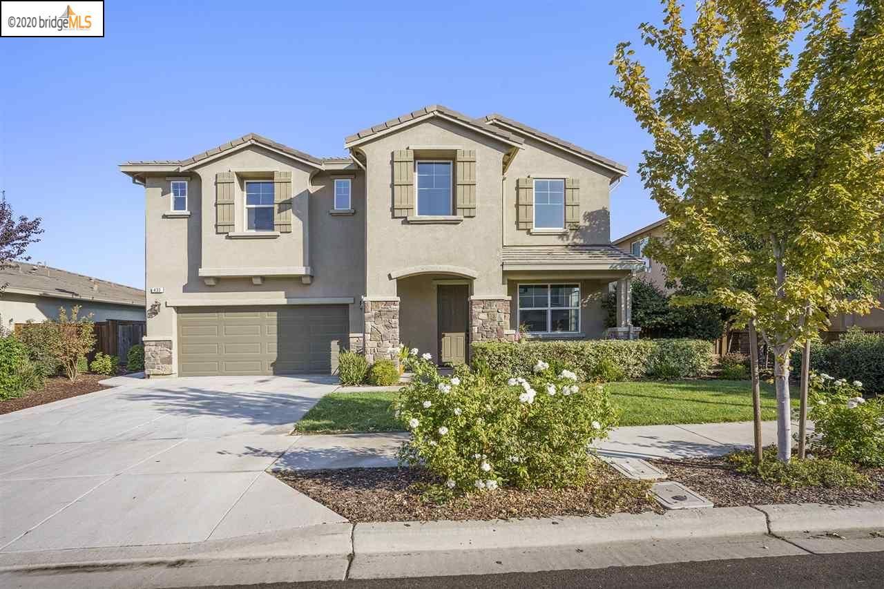 Photo for 433 Sonnet Ct, OAKLEY, CA 94561 (MLS # 40925855)