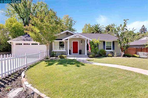 Photo of 505 Patterson Blvd, PLEASANT HILL, CA 94523 (MLS # 40948864)