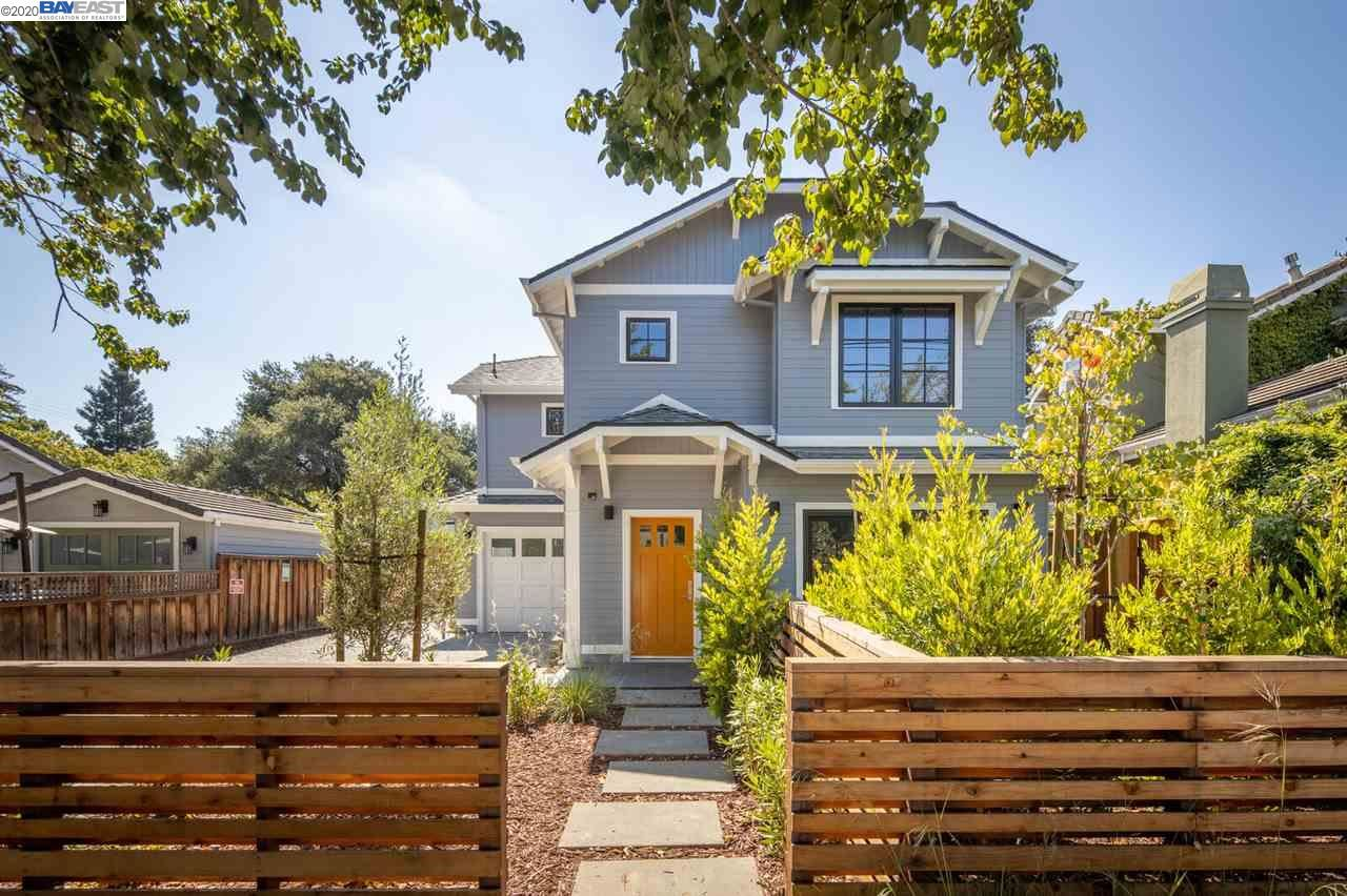 Photo for 356 Hawthorne Ave, PALO ALTO, CA 94301 (MLS # 40914865)
