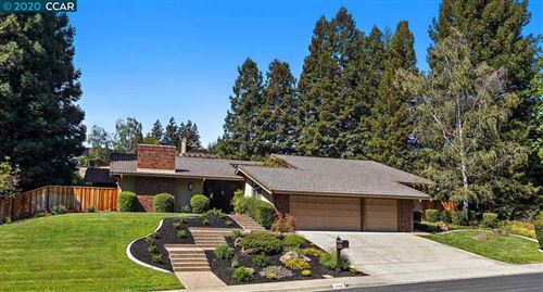 Photo of 3442 Stone Valley Rd, ALAMO, CA 94507 (MLS # 40922866)