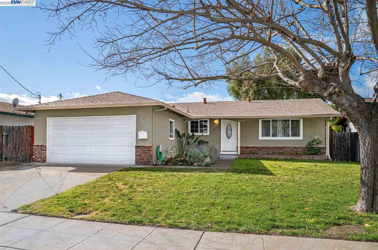 Photo for 331 Edythe St, LIVERMORE, CA 94550 (MLS # 40892868)