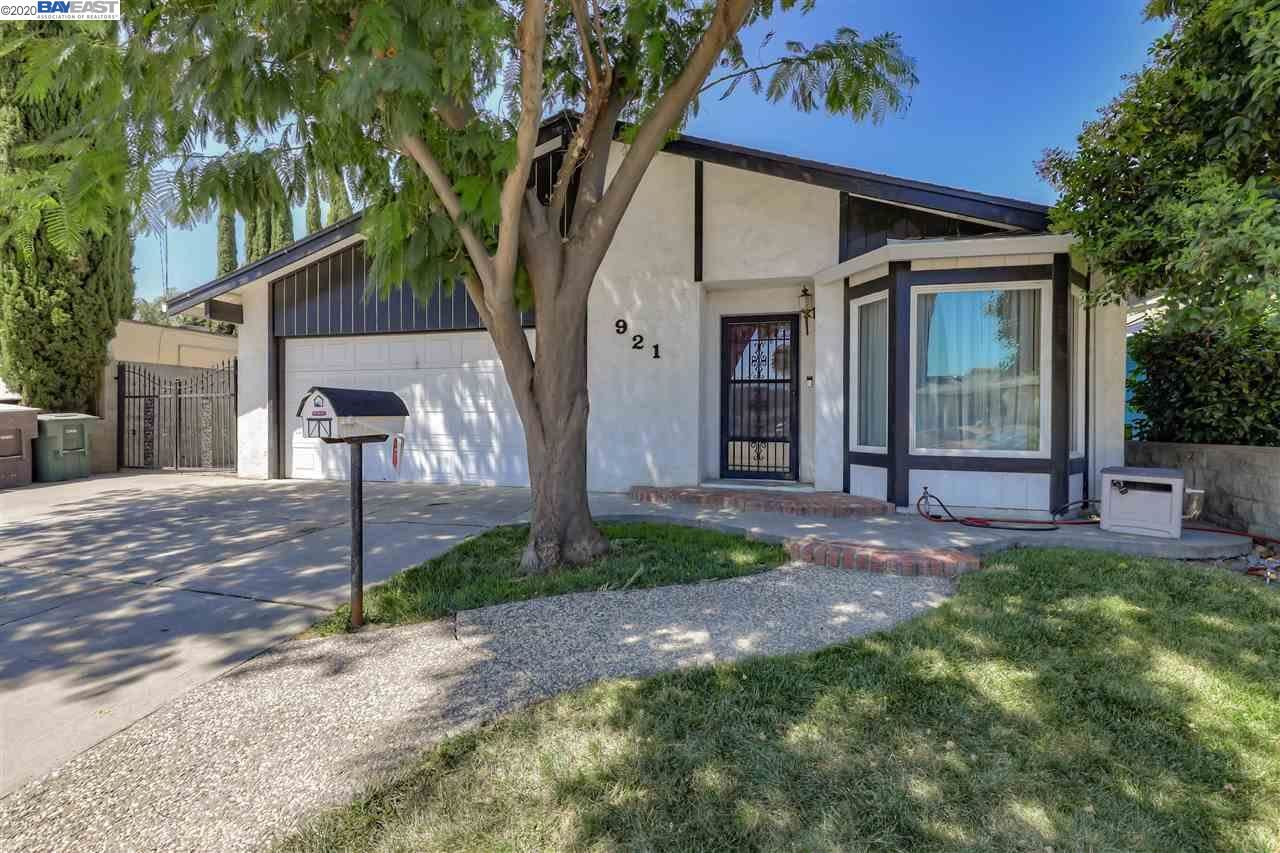 Photo for 921 N Hickory Ave, TRACY, CA 95376 (MLS # 40914871)