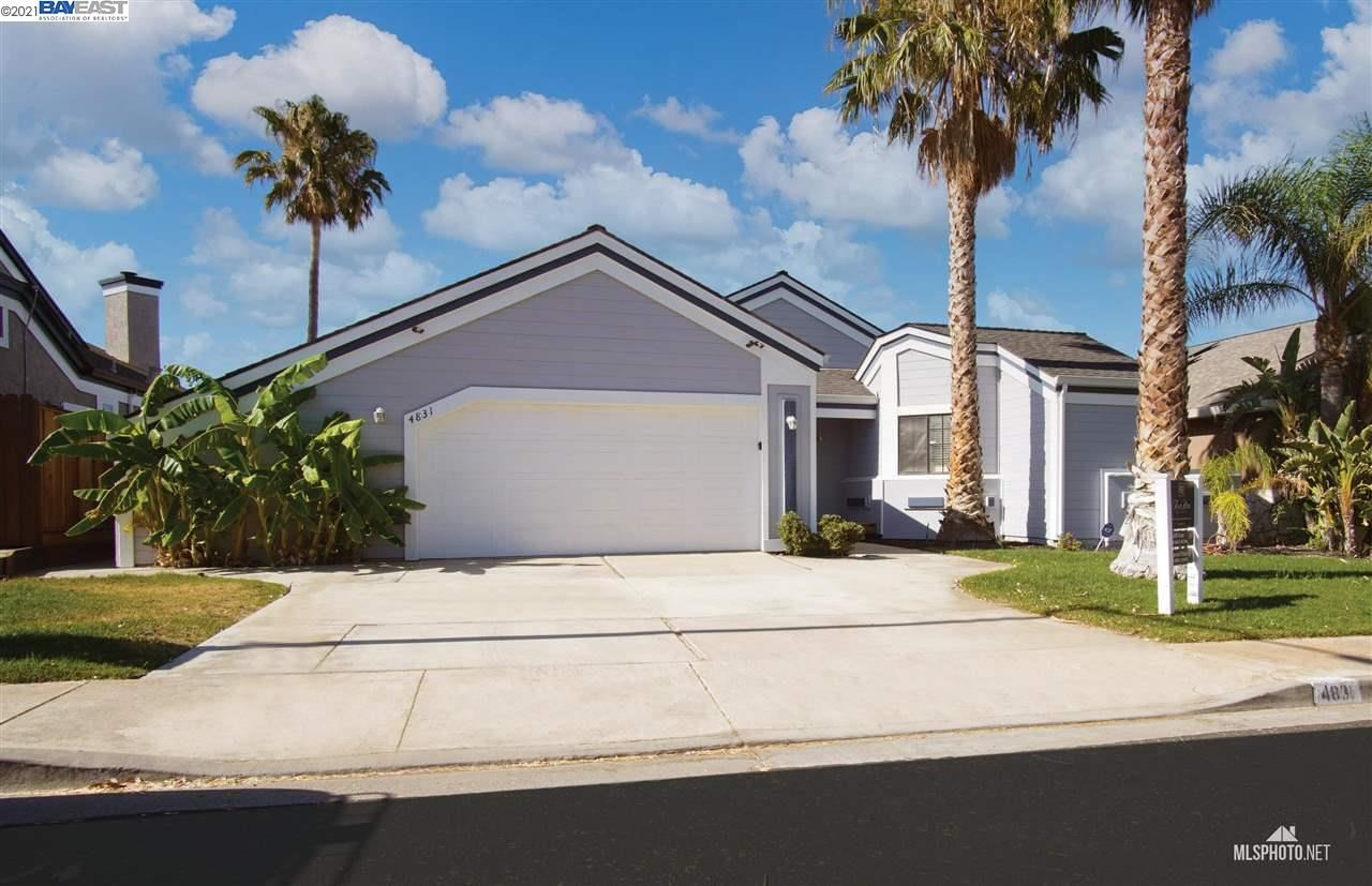 Photo of 4831 Spinnaker Way, DISCOVERY BAY, CA 94505 (MLS # 40958871)