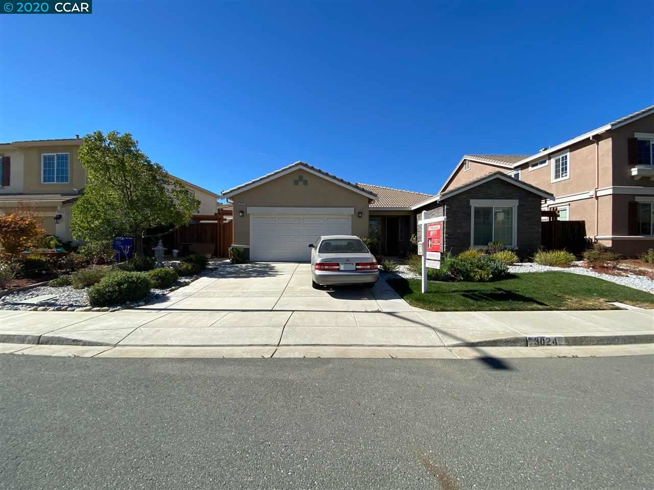 Photo for 3024 Rancho Bernado Drive, BAY POINT, CA 94565 (MLS # 40925880)