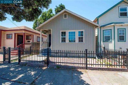 Photo of 219 E 1st St., RICHMOND, CA 94801 (MLS # 40921882)