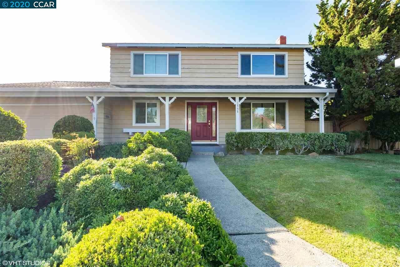 Photo for 1757 Elmhurst Ln, CONCORD, CA 94521 (MLS # 40914884)