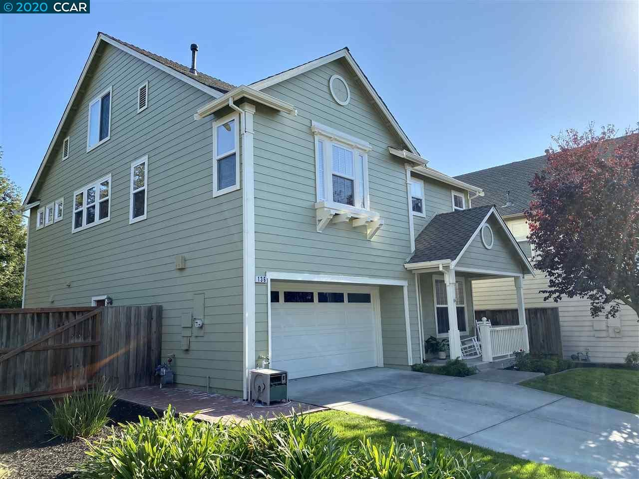 Photo for 136 Camden Ln, HERCULES, CA 94547 (MLS # 40925884)
