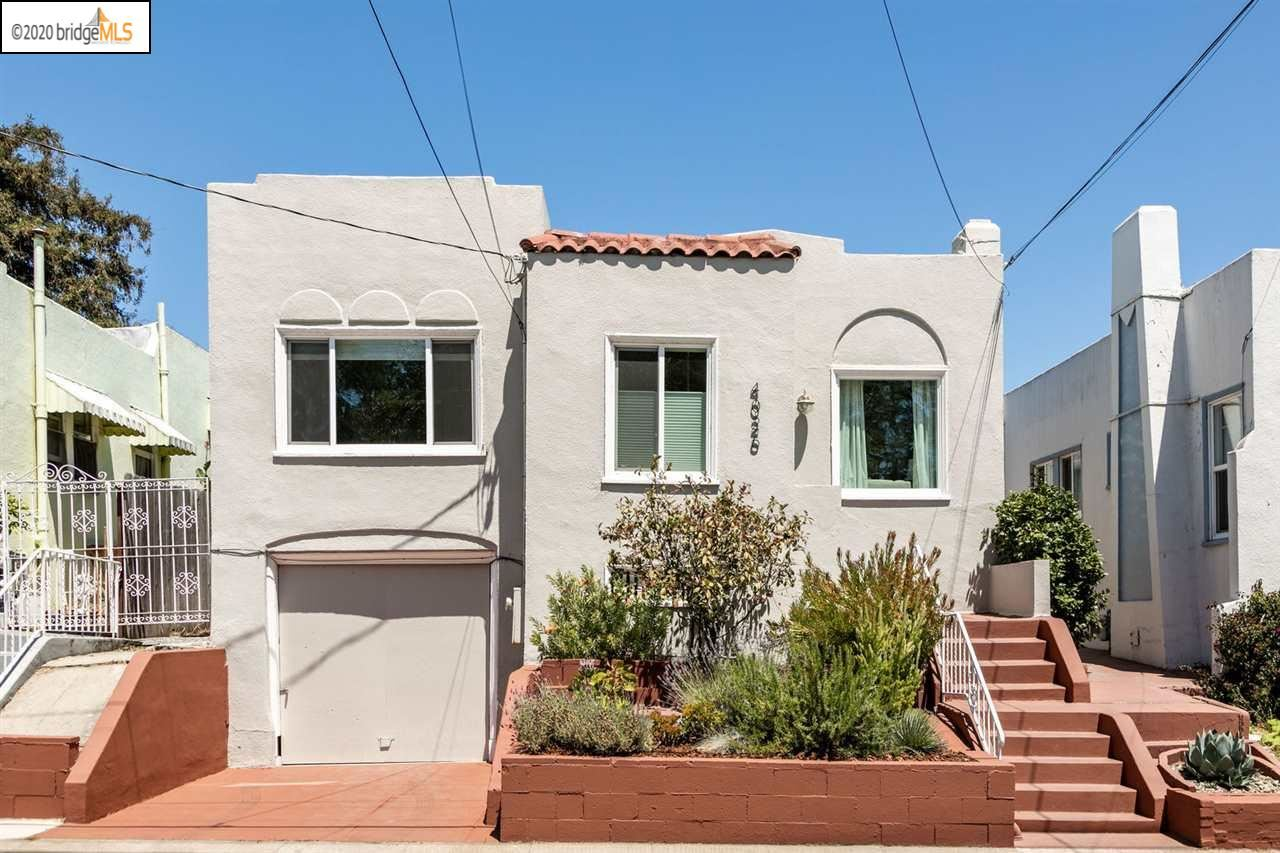 Photo for 4026 Brookdale Ave, OAKLAND, CA 94619 (MLS # 40914885)