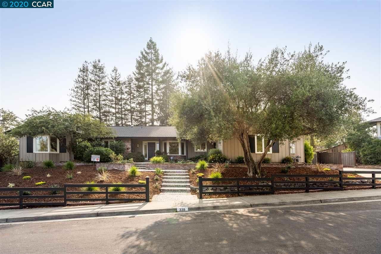Photo for 338 Birchwood Drive, MORAGA, CA 94556 (MLS # 40920886)