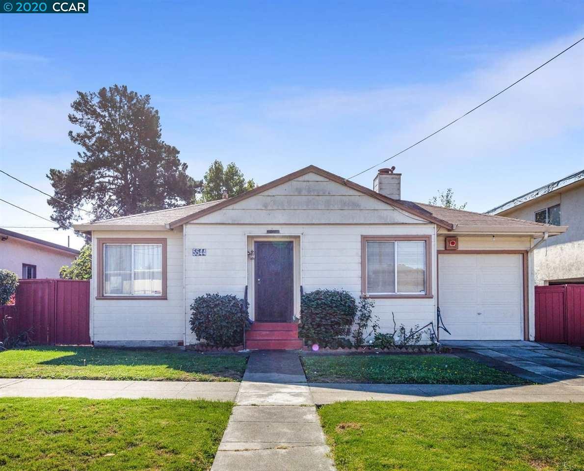 Photo for 5544 Jefferson Ave, RICHMOND, CA 94804 (MLS # 40926887)