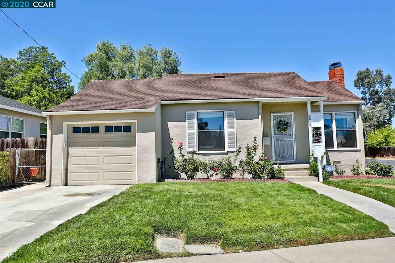 Photo for 2809 Garden Ave, CONCORD, CA 94520 (MLS # 40914888)