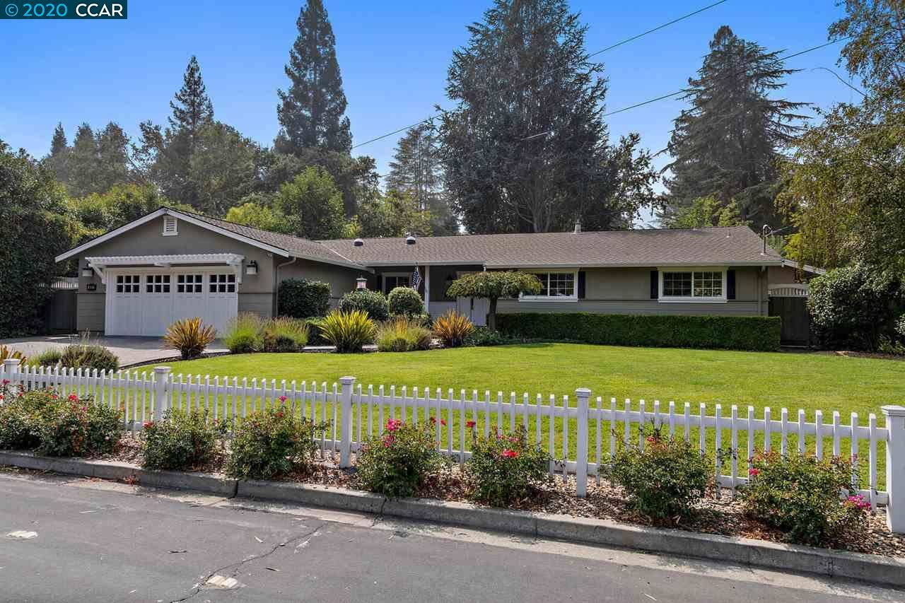 Photo for 637 Glen Rd, DANVILLE, CA 94526 (MLS # 40921890)