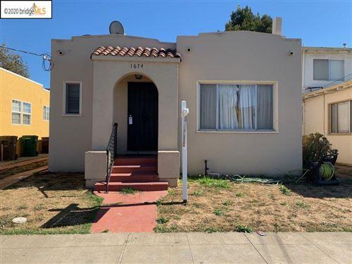 Tiny photo for 1674 79th Avenue, OAKLAND, CA 94621 (MLS # 40921891)