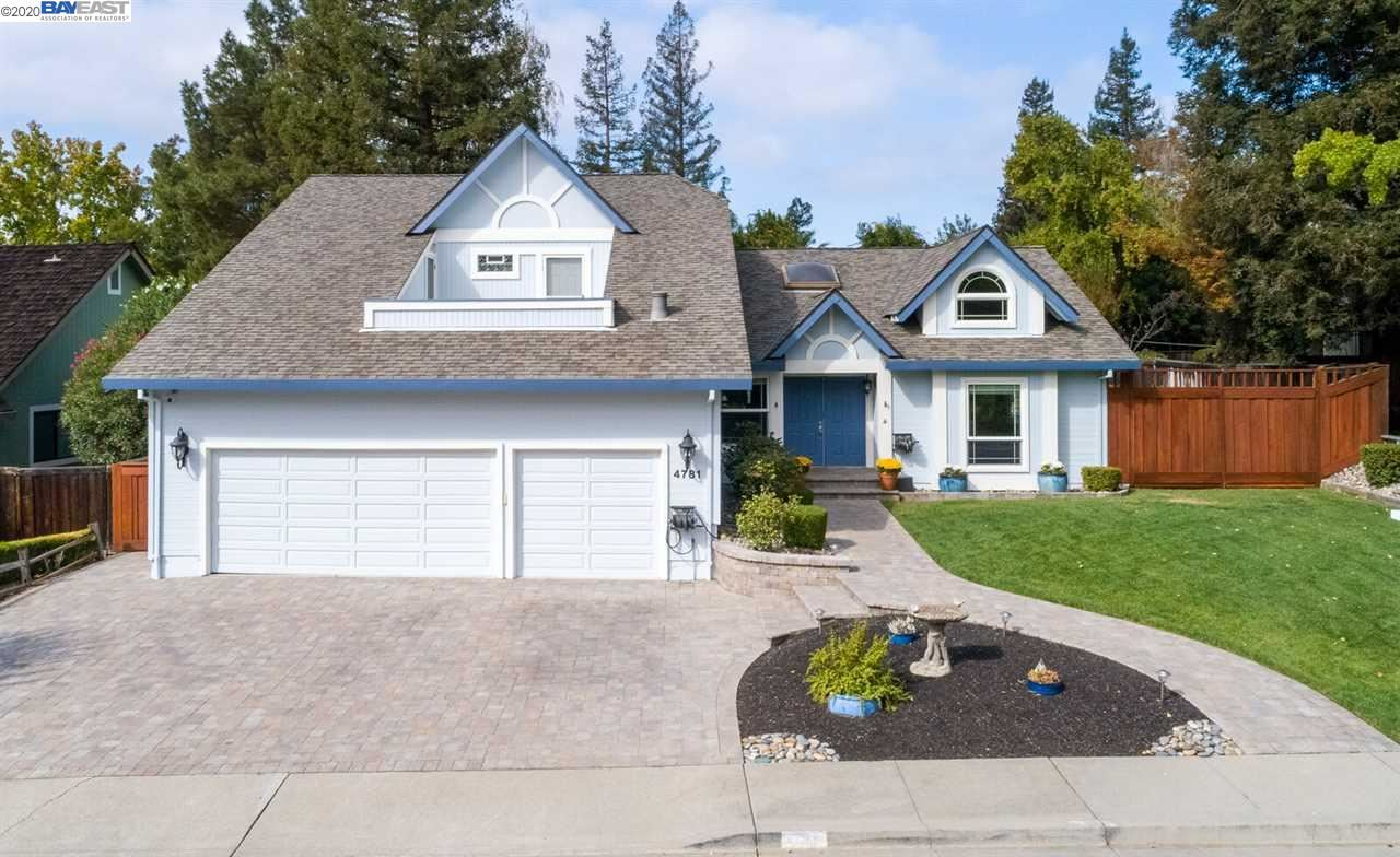 Photo for 4781 Peaceful Ln., PLEASANTON, CA 94566 (MLS # 40926893)