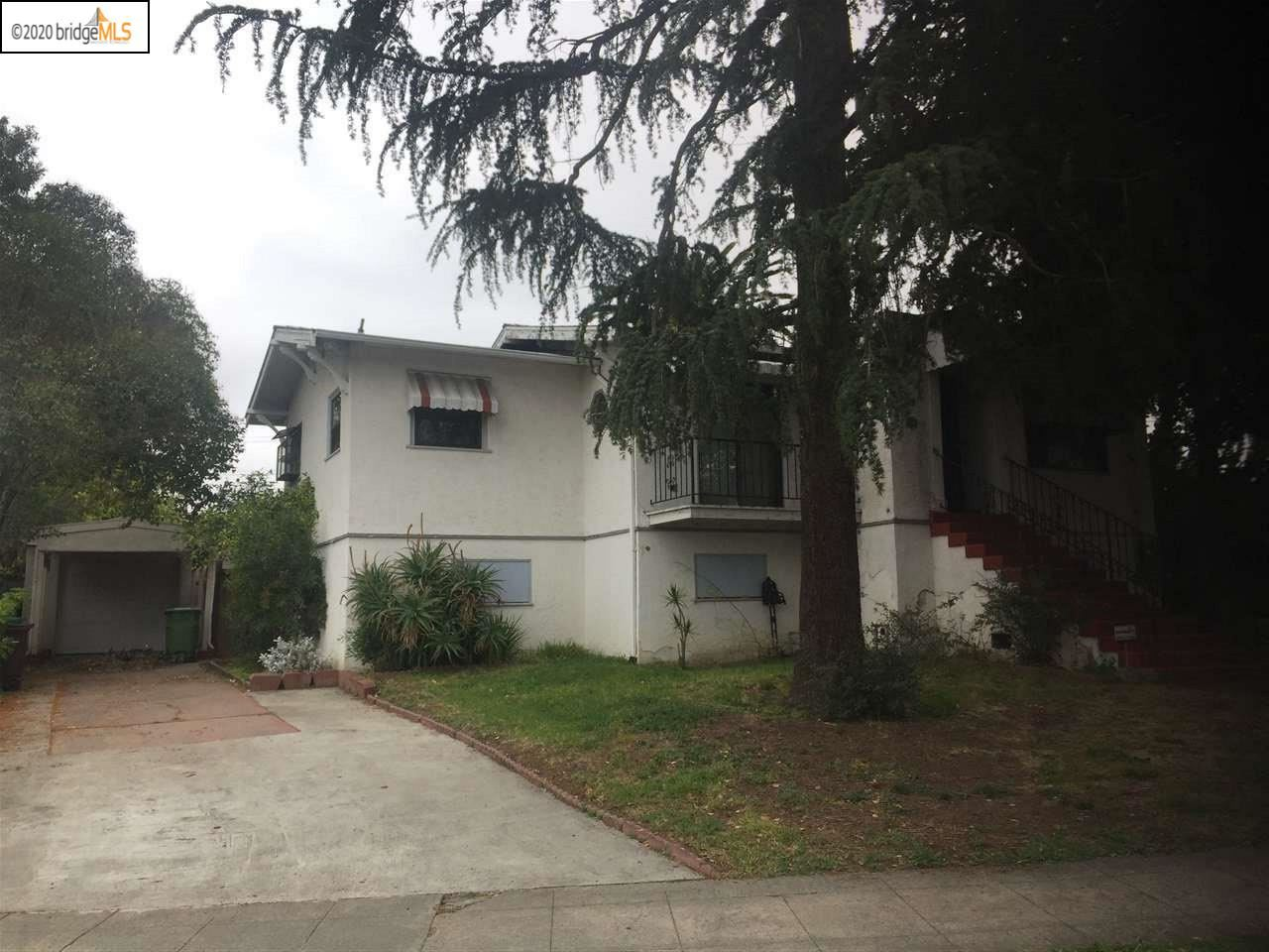 Photo for 5523 Fleming Avenue, OAKLAND, CA 94605 (MLS # 40921894)