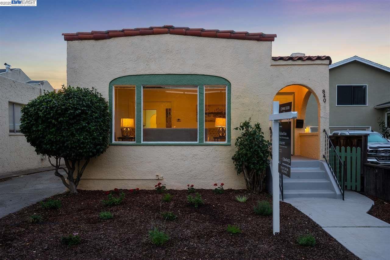 Photo for 840 Masonic Ave, ALBANY, CA 94706 (MLS # 40929895)