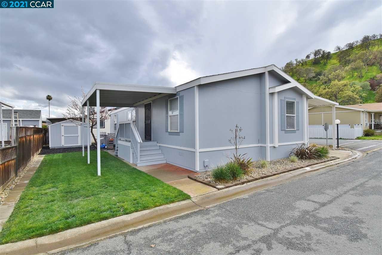 Photo for 16711 Marsh Creek Space 75, CLAYTON, CA 94517 (MLS # 40940896)