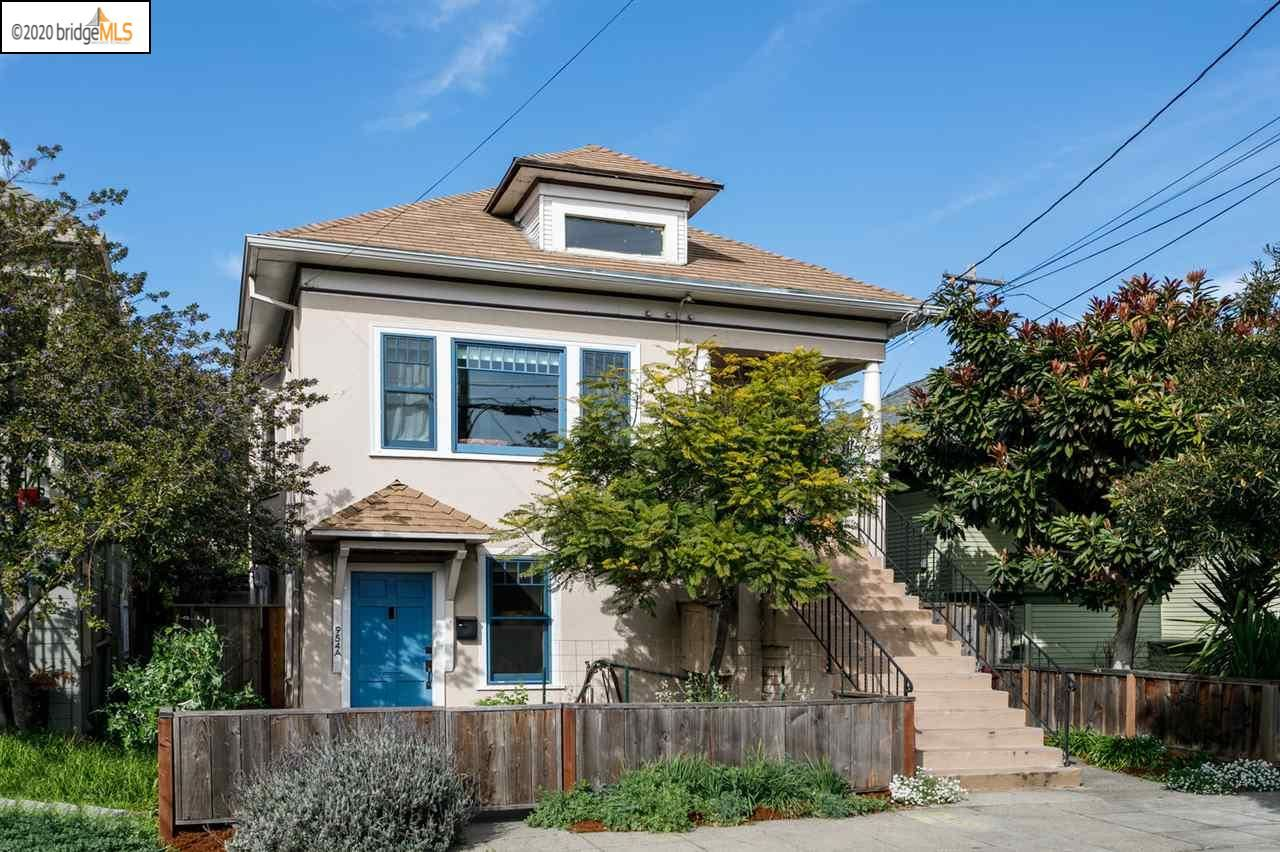 Photo for 954 54th St, OAKLAND, CA 94608 (MLS # 40896898)