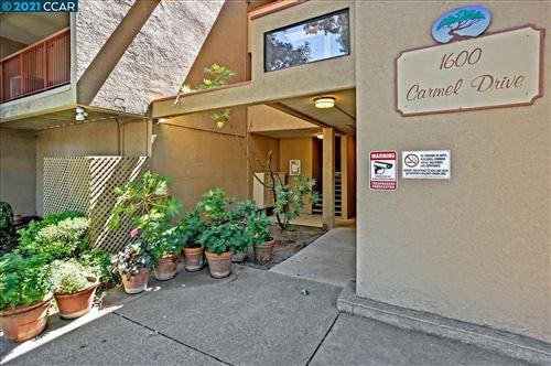 Photo of 1600 Carmel Dr #12, WALNUT CREEK, CA 94596 (MLS # 40956909)