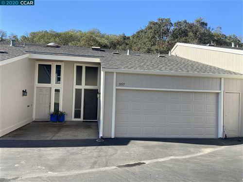 Photo of 357 Ridgeview Dr, PLEASANT HILL, CA 94523 (MLS # 40925911)