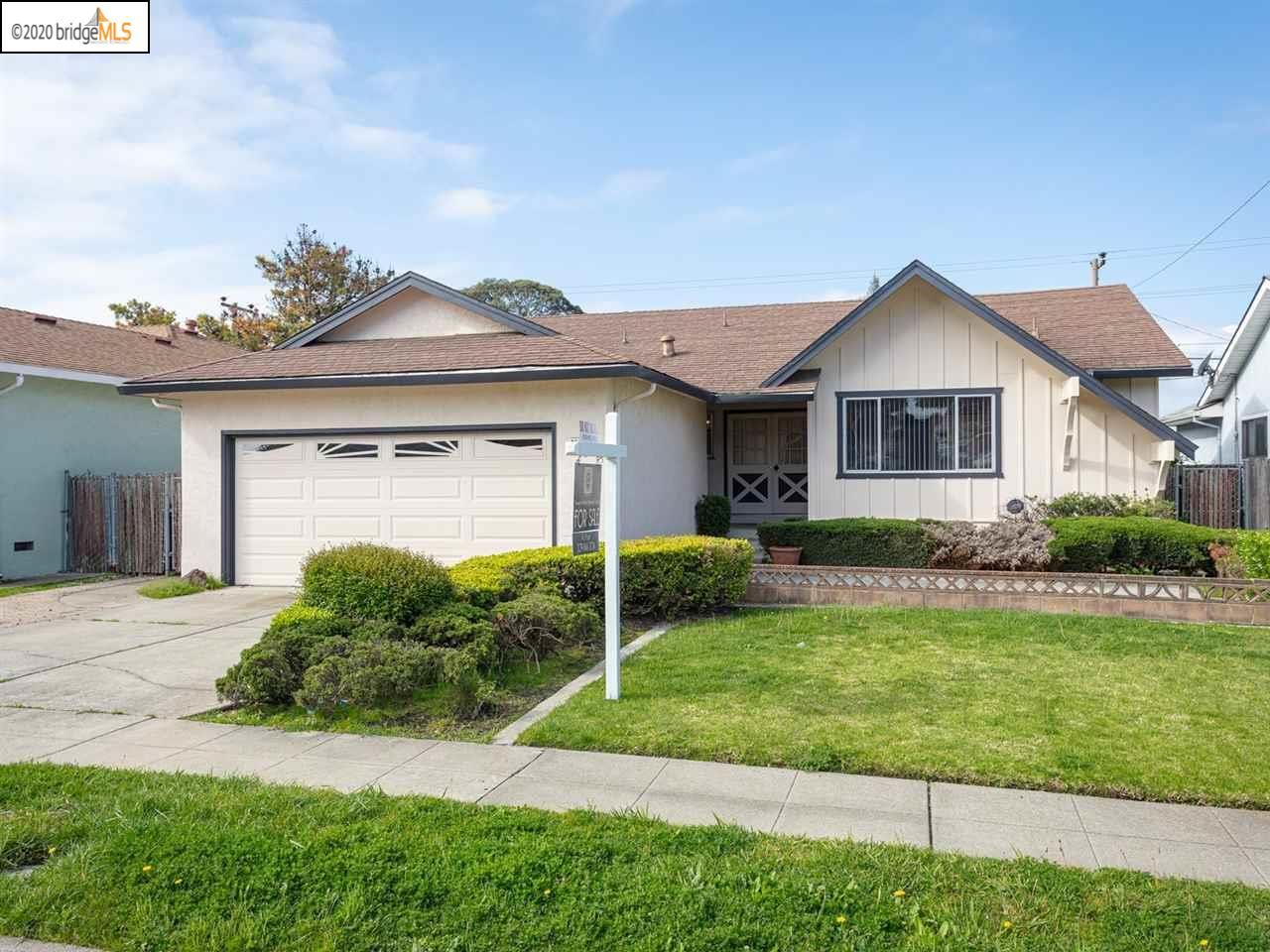 Photo for 2915 Birmingham Drive, RICHMOND, CA 94806 (MLS # 40896912)