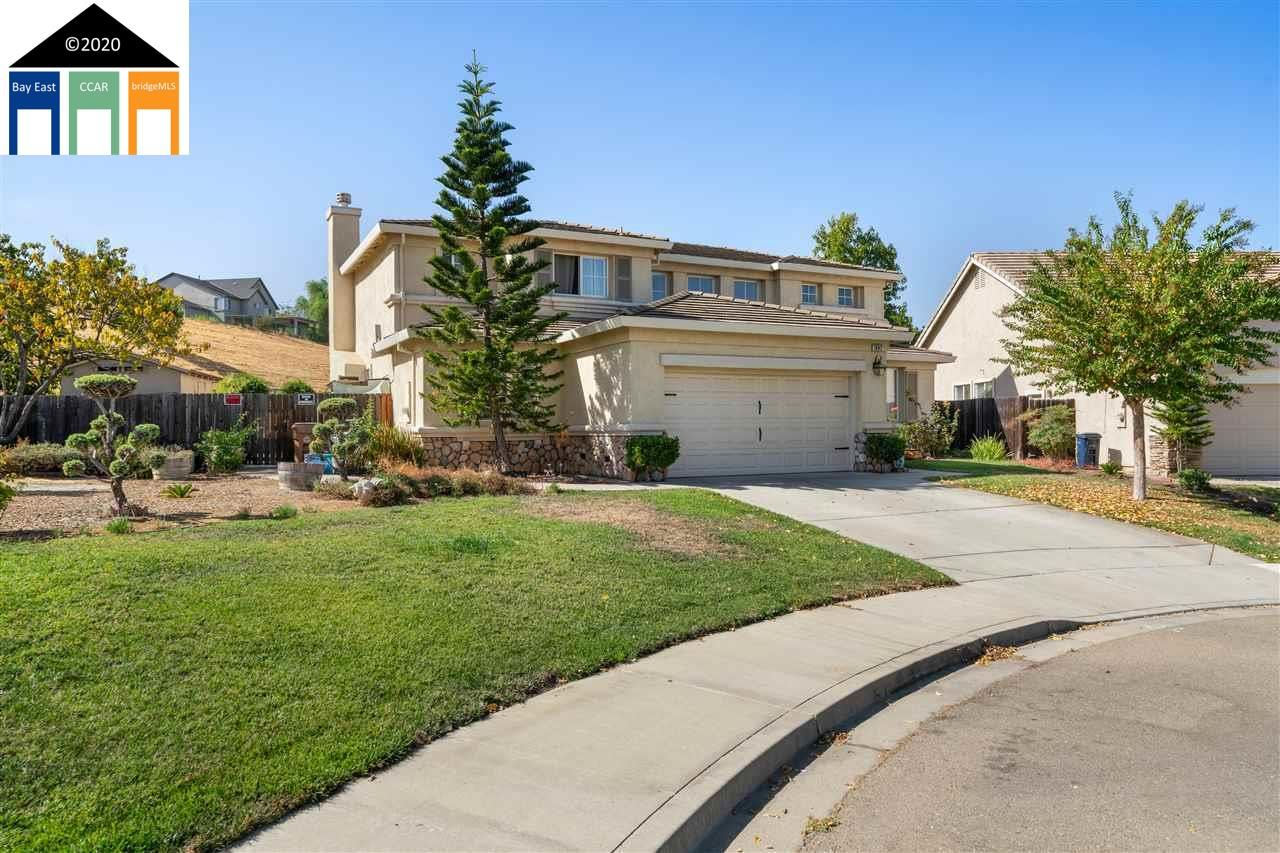 Photo for 1842 Buck Mountain Ct, ANTIOCH, CA 94531 (MLS # 40926912)