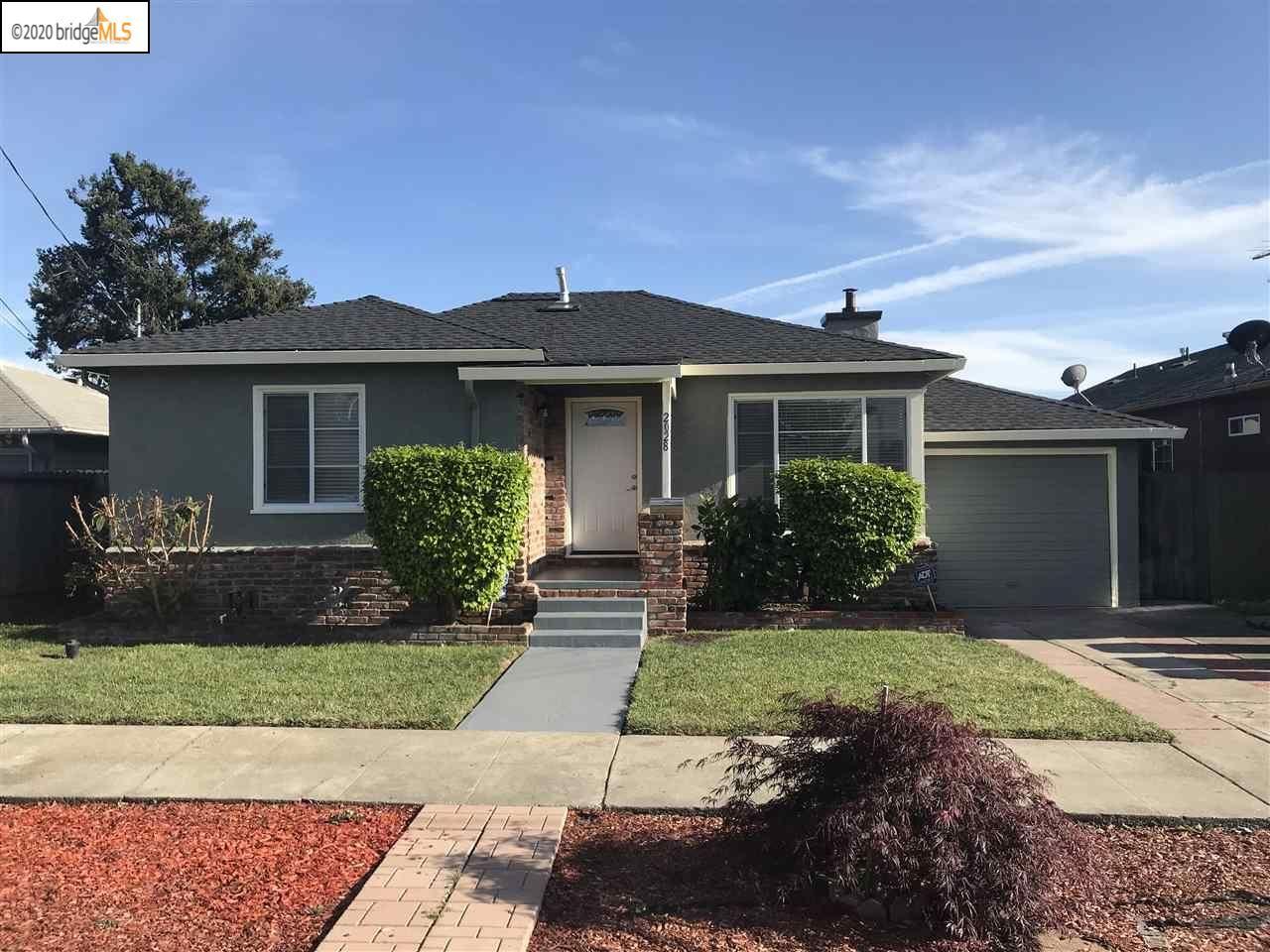 Photo for 2028 Coalinga Ave., RICHMOND, CA 94801 (MLS # 40896913)