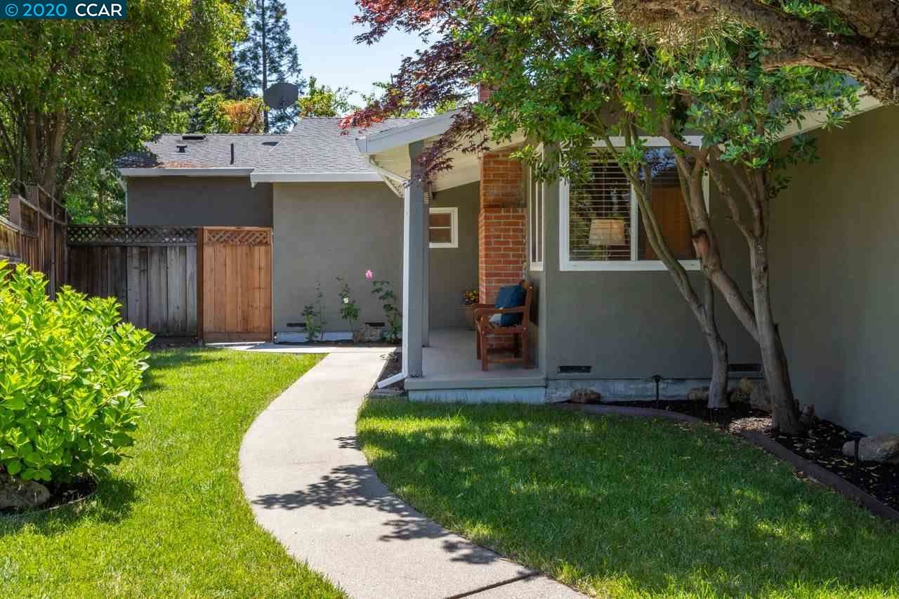 Photo for 23 Pinewood Court, WALNUT CREEK, CA 94597 (MLS # 40904917)
