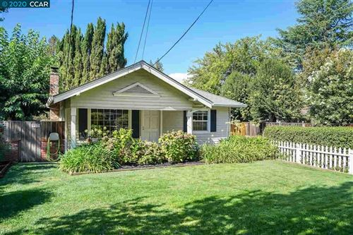 Photo of 1099 Homestead Ave., WALNUT CREEK, CA 94598 (MLS # 40892924)