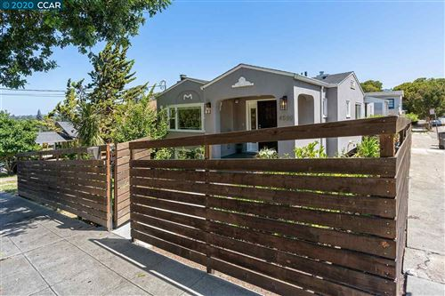 Photo of 4530 Brookdale Ave, OAKLAND, CA 94619 (MLS # 40907926)