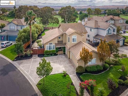 Photo of 5794 Woodland Ct, DISCOVERY BAY, CA 94505 (MLS # 40925926)