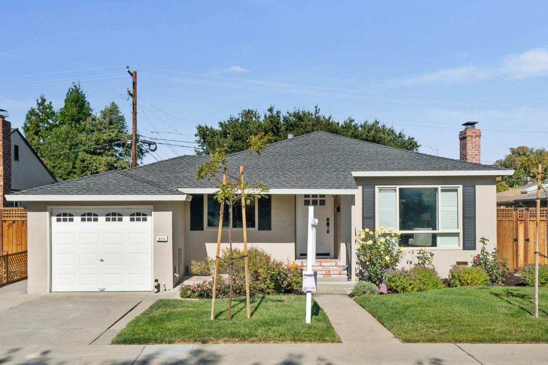 609 E 16th Avenue, San Mateo, CA 94402 - MLS#: ML81866933