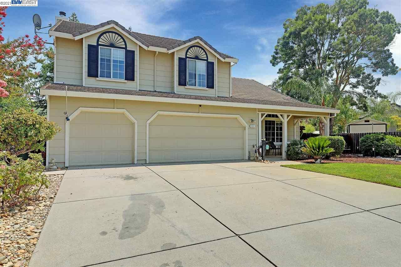 Photo of 639 Avington Ct, BRENTWOOD, CA 94513 (MLS # 40960936)