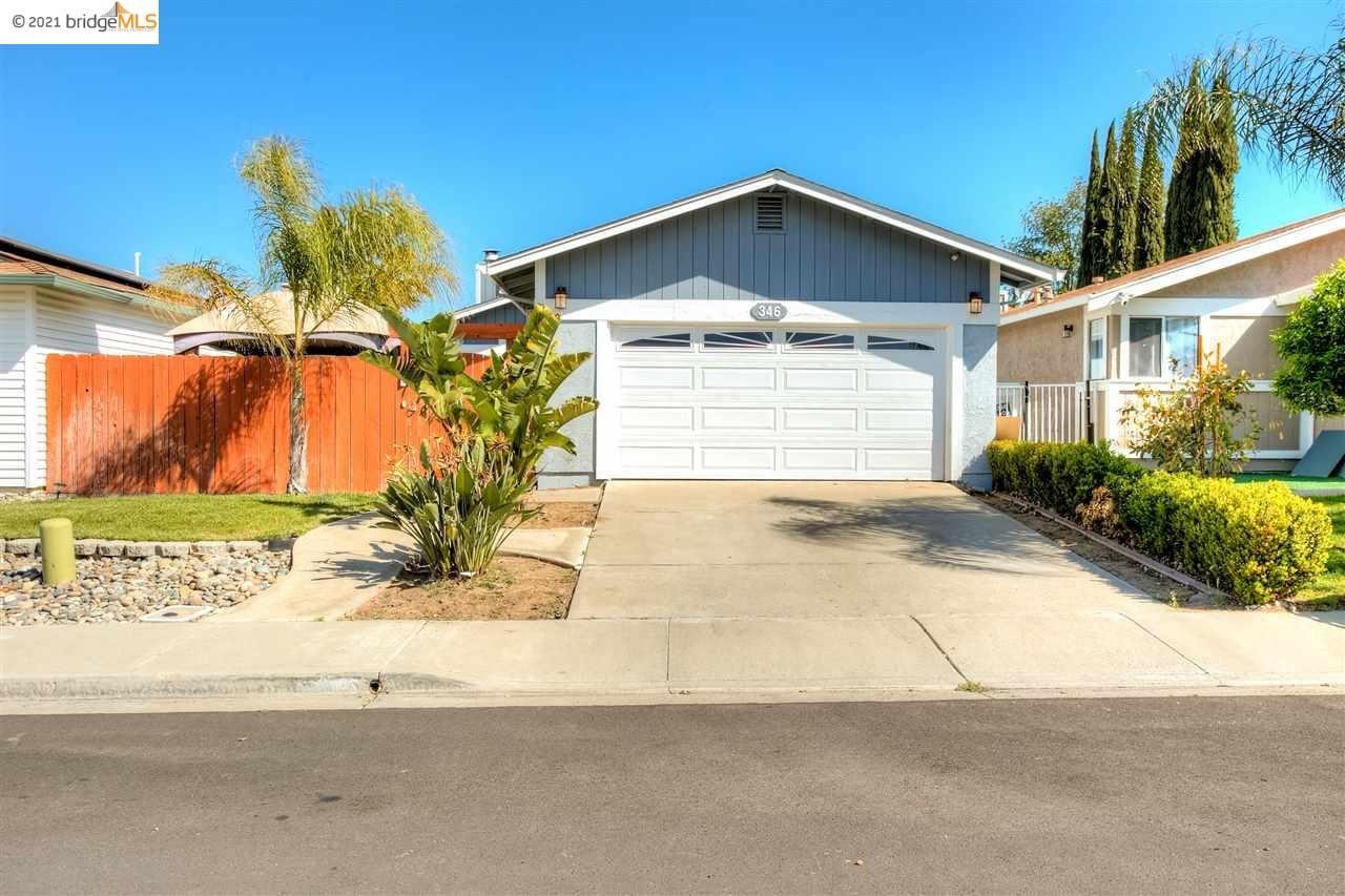 Photo of 346 Filbert Ct, OAKLEY, CA 94561 (MLS # 40944942)