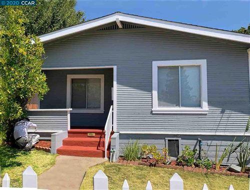 Photo of 1456 Cedar St., MARTINEZ, CA 94553 (MLS # 40914948)