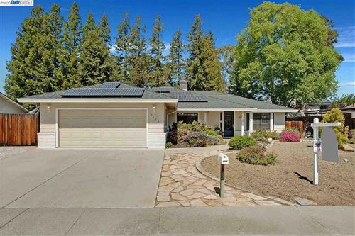 Photo of 2652 Chateau Way, LIVERMORE, CA 94550 (MLS # 40899958)