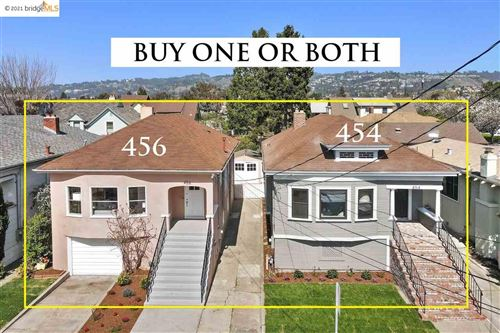 Photo of 454-56 Cavour St, OAKLAND, CA 94618 (MLS # 40943958)