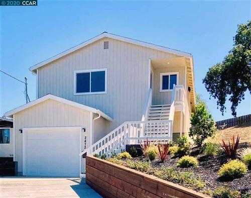 Photo of 2472 Birch Street, MARTINEZ, CA 94553 (MLS # 40907960)