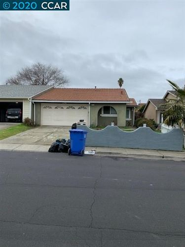 Photo of 535 Harvey Way, BAY POINT, CA 94565 (MLS # 40892961)