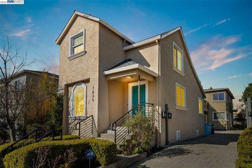 Photo of 1633 Stuart St, BERKELEY, CA 94703 (MLS # 40945964)