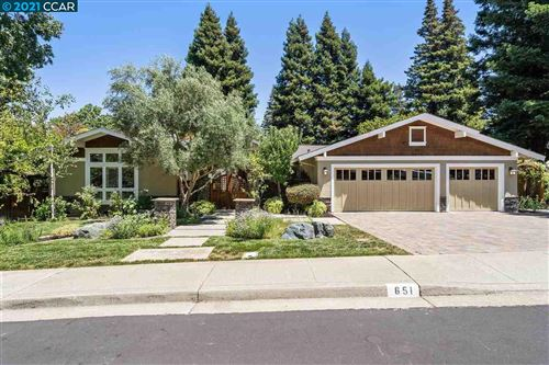 Photo of 651 Sheri Ln, DANVILLE, CA 94526 (MLS # 40958970)