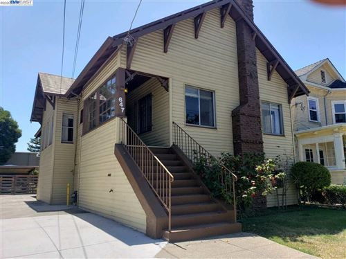 Tiny photo for 647 54Th St, OAKLAND, CA 94609 (MLS # 40920971)